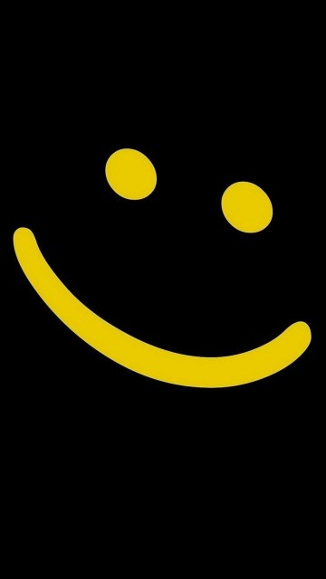 Smile Background Emoji iPhone 4K Wallpaper 1080X1920