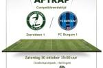 Voorbeschouwing Zeerobben – FC Burgum