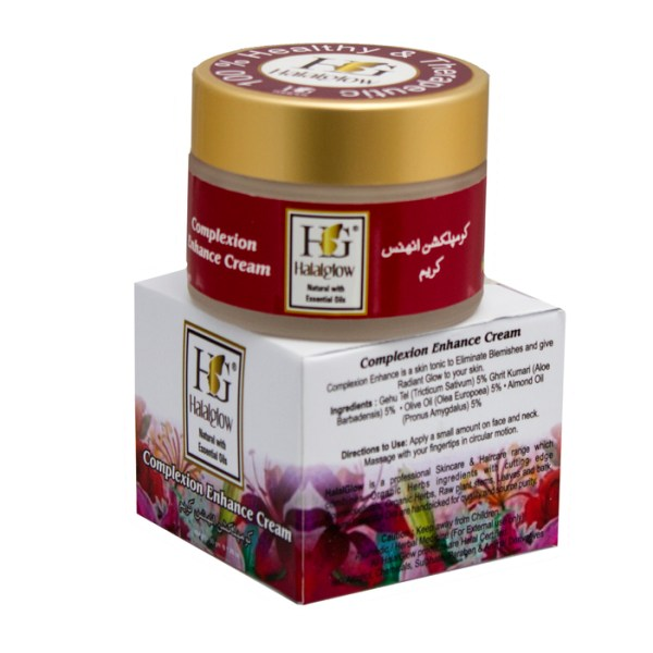 Halal Glow Complexion Enhance Cream