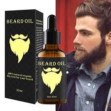 Beard Oil 100% Natural Organic For Dashing Gentlemen 30ml