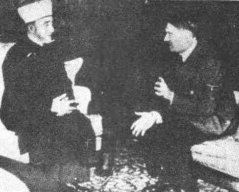 פגישת היטלר עם המופתי חאג' אמין אל חוסייני