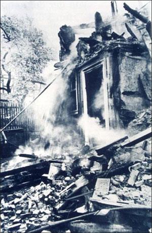 בית כנסת שנשרף בליל הבדולח