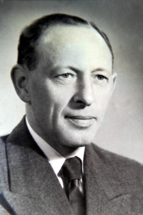 פרופסופסור חיים חנני בתקופה שהיה משנה לנשיא הטכניון (צילום: קשרי ציבור)