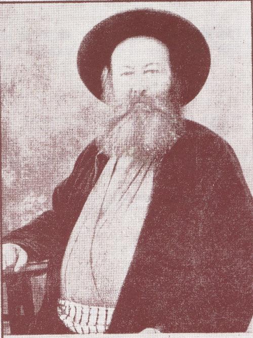 הרב אהרון שלמה ורטהיימר, הראשון שגילה את הגניזה ופרסם קטע מבן סירא