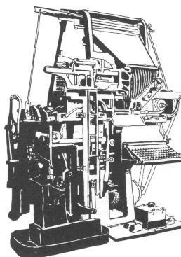 מכונת לינוטייפ