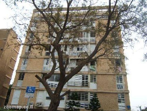 בית ברחוב האמוראים בשיכון בבלי בתל-אביב. מדוע אין רחוב הסתמאים?