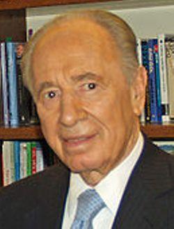 שמעון פרס ויקישיתוף