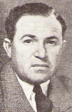 גבריאל צפרוני בצעירותו