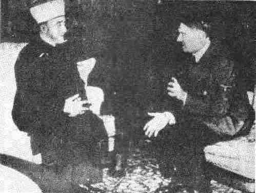 פגישת המופתי חאג' אמין אל חוסייני עם היטלר