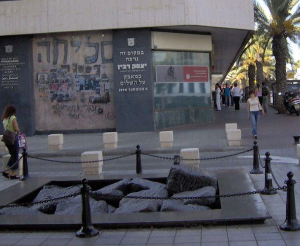 אתר הזיכרון במקום הרצח - ויקישיתוף