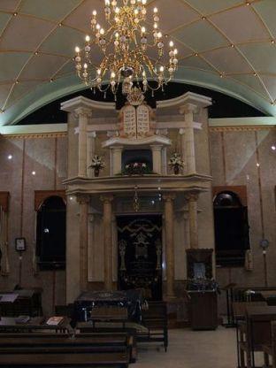 בית כנסת של  נטורי קרתא בשכונת מאה שערים, ירושלים וקישיתוף