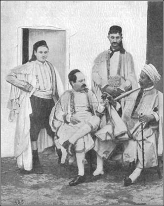 יהודי תוניסיה במאה ה-19