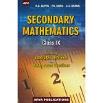 APC Secondary Mathematics Textbook for Class 9
