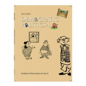 NCERT Democratic Politics 1 Textbook of Social Science for Class 9