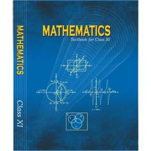 NCERT Mathematics Textbook of Maths for Class 11