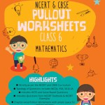 Oswaal NCERT & CBSE Pullout Worksheets Class 6 Mathematics Book (For 2021 Exam)
