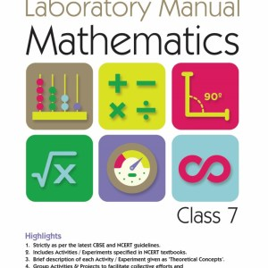 Oswaal CBSE Laboratory Manual Class 7 Mathematics Book (For 2021 Exam)