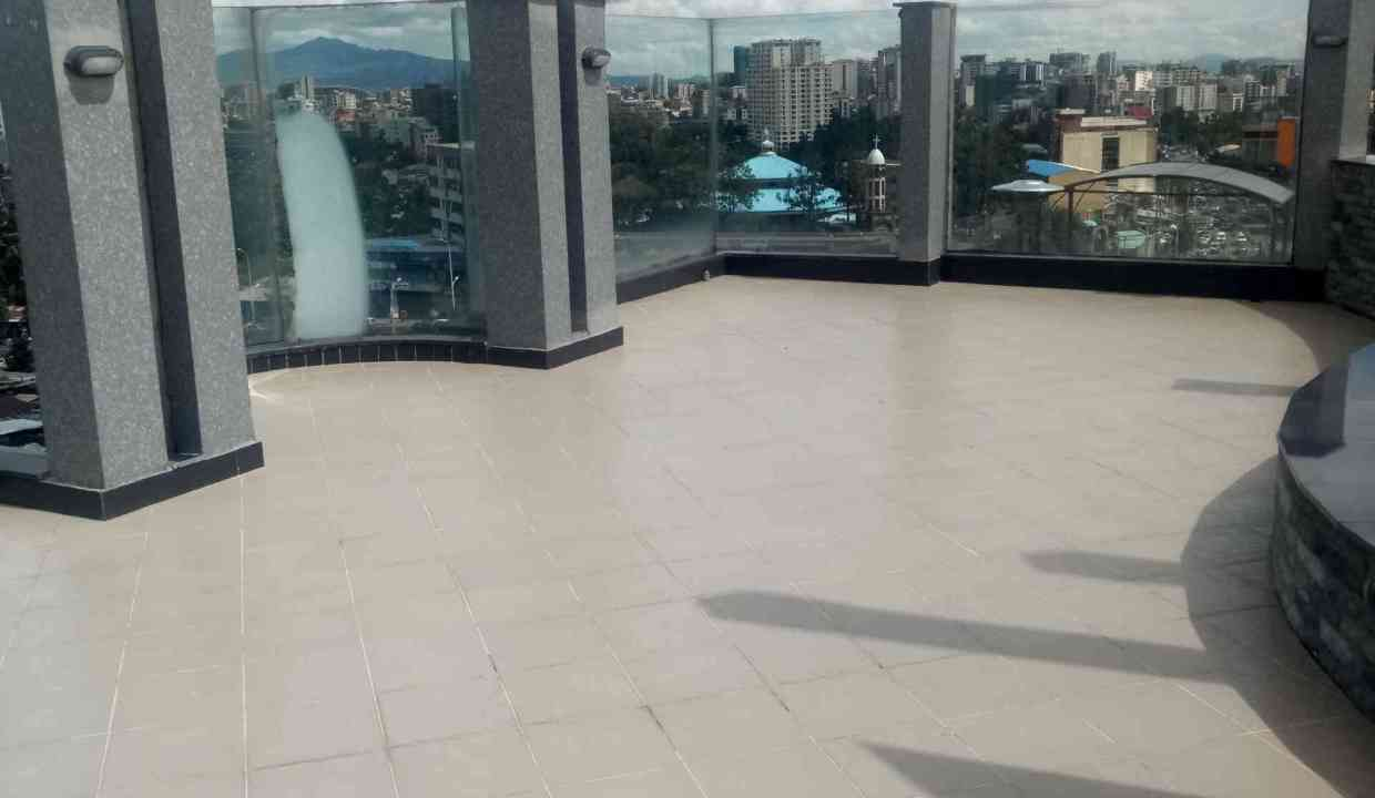 Kazanchis Penthouse For Rent 4,000 USD 4 Bedroom  20191002_141428