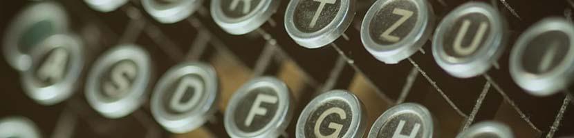 Teksten schrijven door tekstschrijfster Ria de Wit