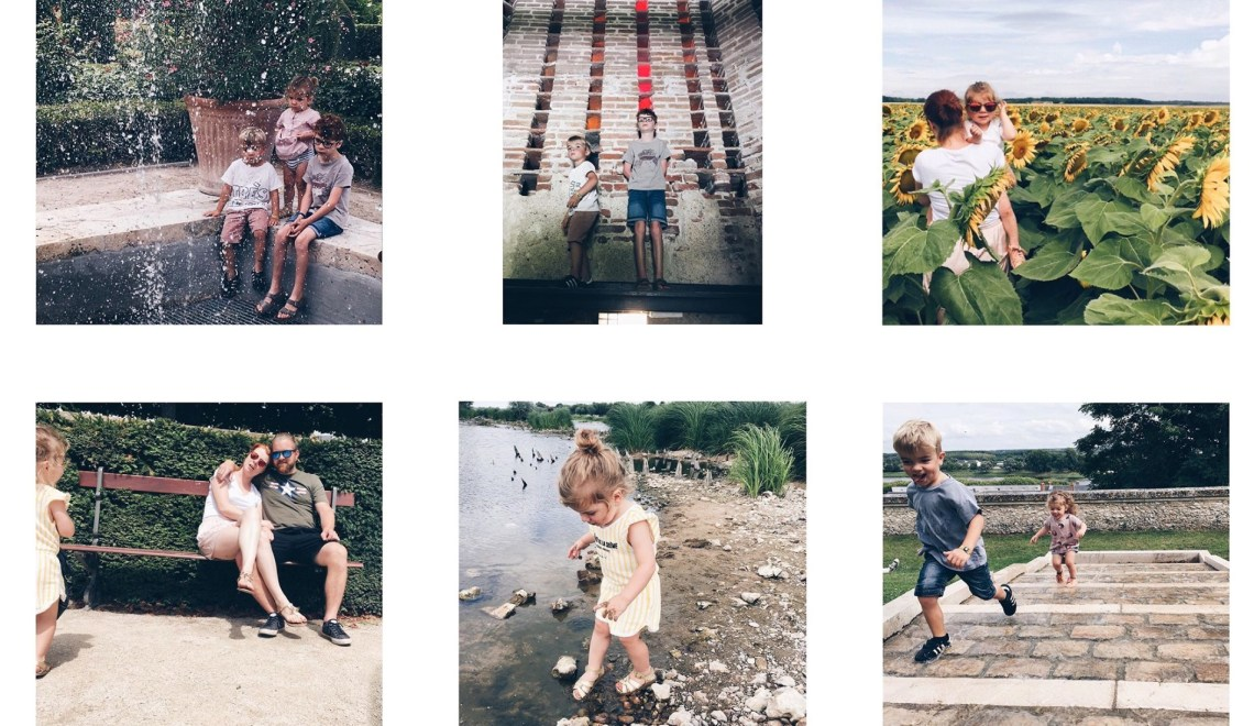 Behind the scenes van de blog: instagram