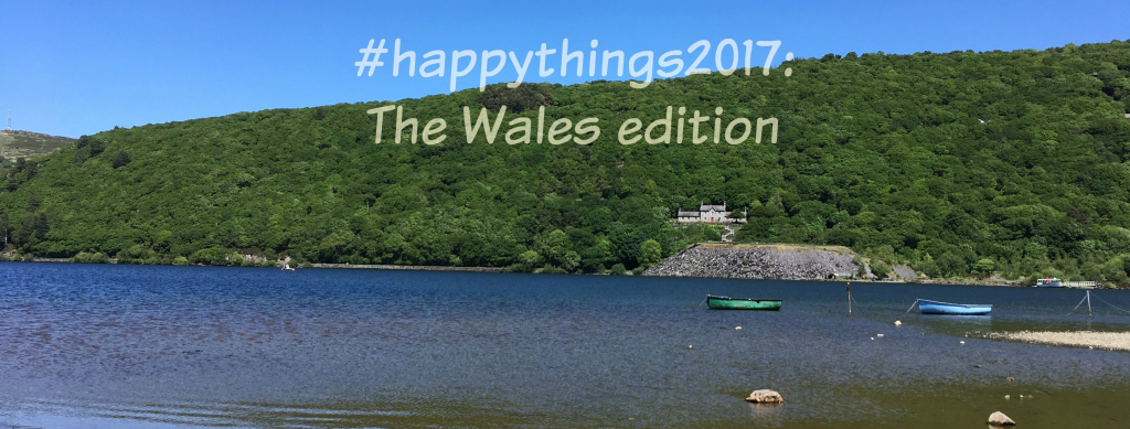 #Happythings2017: The Wales Edition