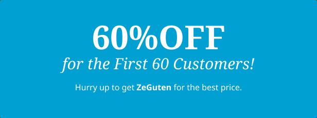 ZeGuten — Blocks for Gutenberg - 1