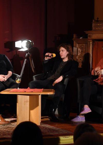 Bühnen-Talk rund um Lieder und Leben von Songwritern