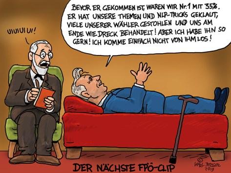 Norbert Hofer: ein schwerer Fall.