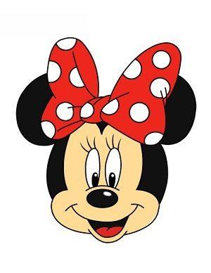 minnie mouse zeichnen # 5