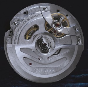 MANUFACTURE TUDOR MT5612 MOVEMENT