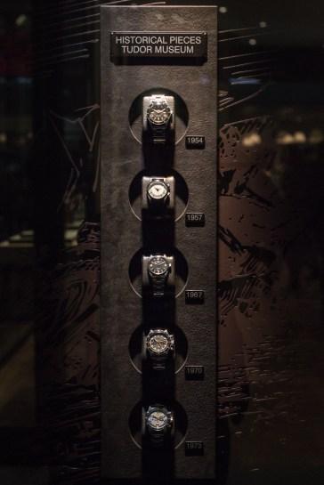 Tudor - Historische Uhren & Vorlagen für aktuelle Modelle