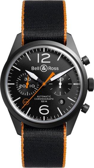 Vintage-BR-126-carbon-Orange-Nato-Folded-1