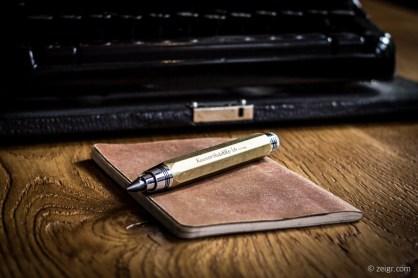 Kaweco Fallbleistift Sketch Up 5,6mm Messing Roh