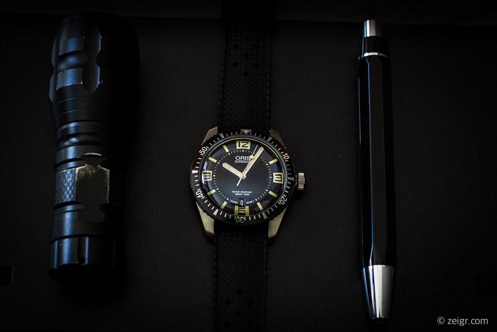 Oris Divers Sixty Five 42mm-5-2