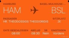 Hamburg - Basel