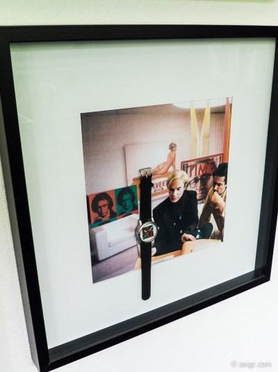 Fortis & die Kunst - Andy Warhol