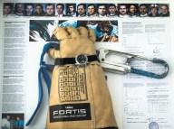 Fortis Official Cosmonauts - im Weltraum getestet und die Ergebnisse protokolliert