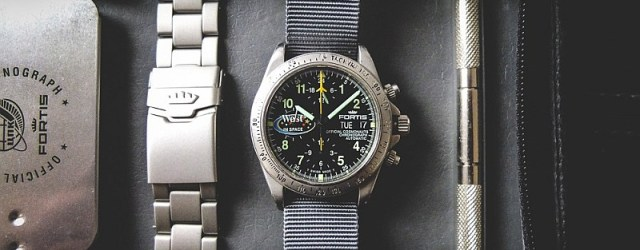Fortis Official Cosmonauts West in Space