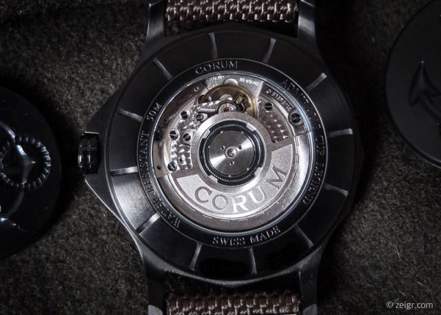 Corum Admiral´s Cup Legend 42 (ETA 2895-1)