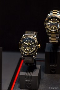 Tudor Black Bay - Baselworld 2017