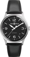 Bell & Ross Vintage BR V1-92 BLACK STEEL