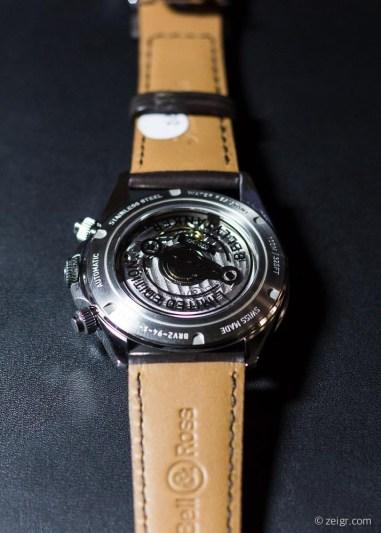 Bell & Ross Bellytanker Chronograph (BR V2-94 Bellytanker), Preis: ab 3.990 Euro