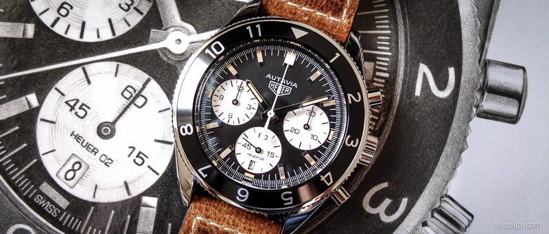 Favoriten: Uhren bis 5000 Euro – Editor's Choice #3 (Heuer Autavia)