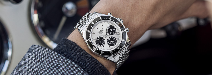 Favoriten: Uhren bis 5000 Euro – Editor's Choice #3 (Heuer Autavia)