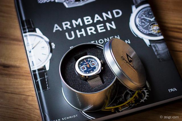 Geschenkideen Uhrenbücher amazon