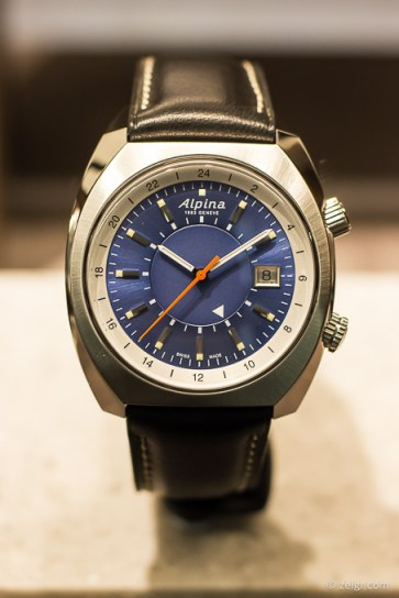 Alpina Heritage - GMT