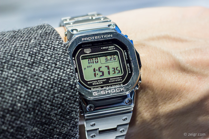 Baselworld 2018 Neuheiten CASIO G-Shock-2