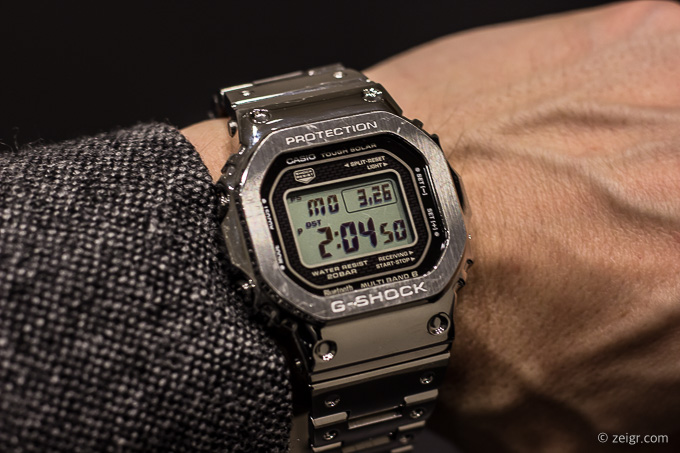 Baselworld 2018 Neuheiten CASIO G-Shock-3