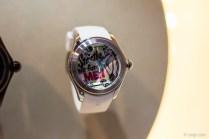 Bubble 42mm - Pop de la Nuez dial Edelstahl, Automatik Kautschukband Limitier 4.600 €