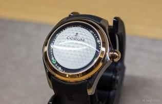 Big Bubble Magical 52mm - Golf Ball Titan, Automatik Kautschukband Limitiert 5.950 €